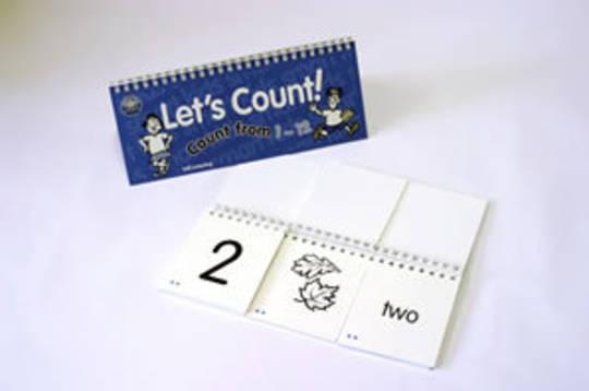 Lets Count 1 - 12