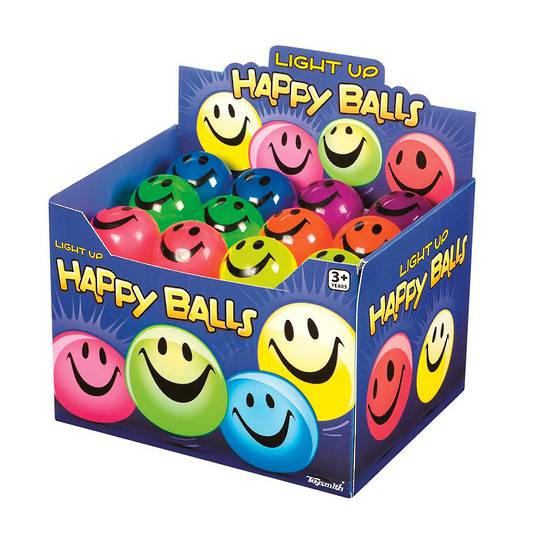 Light up Happy Ball