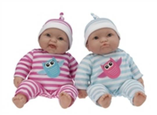 Lots to Cuddle Babies 33cm Twins