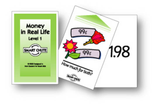 Smart Chute Cards - Money in real life - Level 1