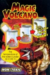 Magic Volcano Dinosaur