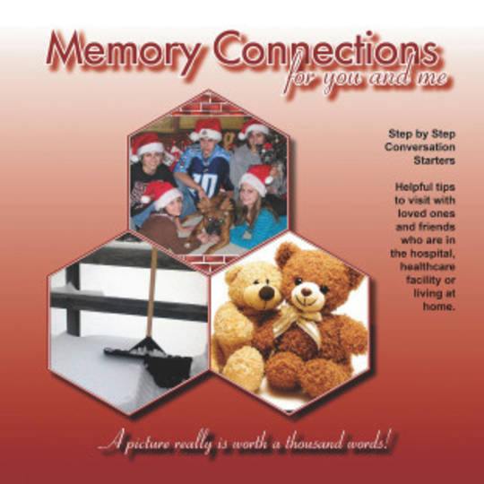 Memory Connections Book: Christmas, Snow, and Valentine's Day