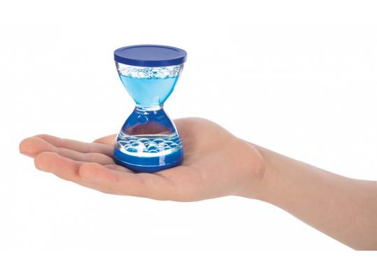 Timer Mini Liquid Hourglass