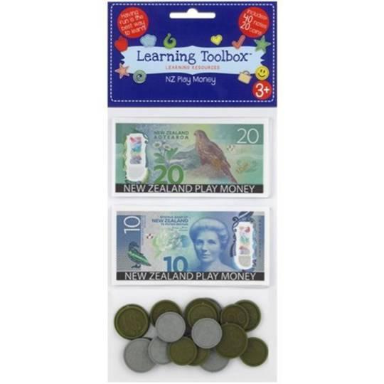 NZ Play Money