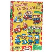 Numbers on the Go! Puzzle Set