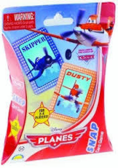 Planes Snap Card Game