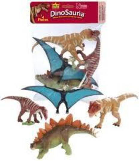 Polybag of Dinosaurs