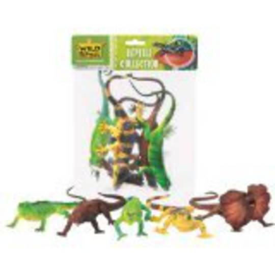Polybag of Reptiles