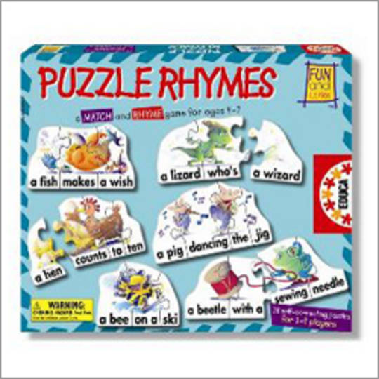 Puzzle Rhymes