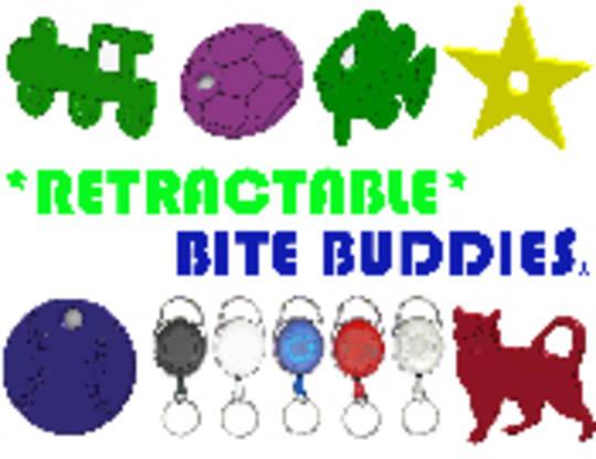Chewable Retractable Bite Buddies