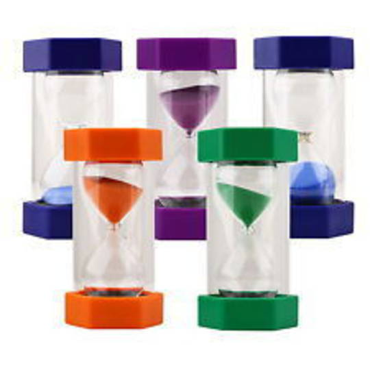 1 Minute Maxi Sand Timer