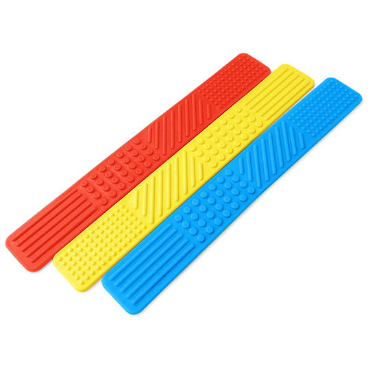 Sensory Bookmark / Fidget (3 Pack)