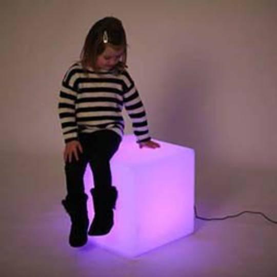 Sensory Mood Cube
