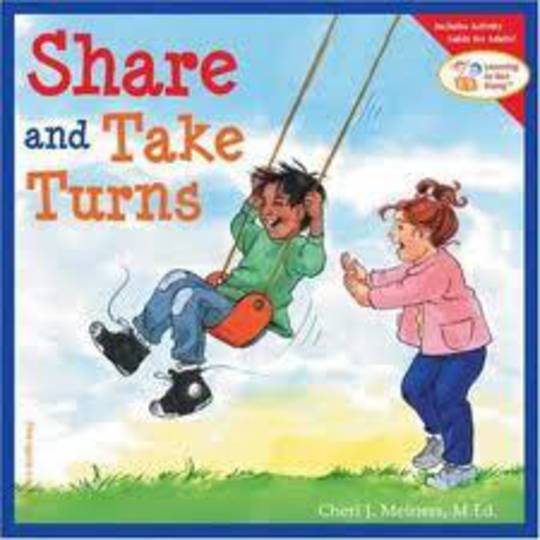 Share and Take Turns (Learning To Get Along)