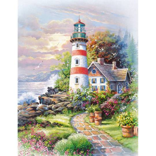 Signal Point  Jigsaw Puzzle, 36 Pieces
