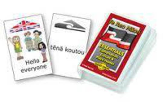 Smart Chute Cards - Te Reo Maori Essentials Conversation, Culture and place Names