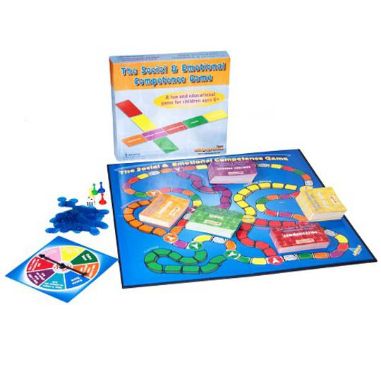 The Social and Emotional Competence Game