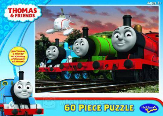 60 Piece Puzzle Thomas the Tank Engine