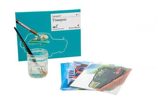 Transport Aquapaint