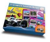 Transport  Sounds Bingo