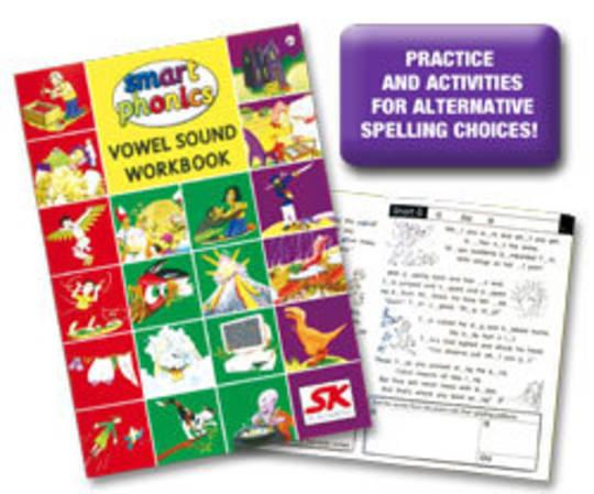 Vowel Sound Workbook