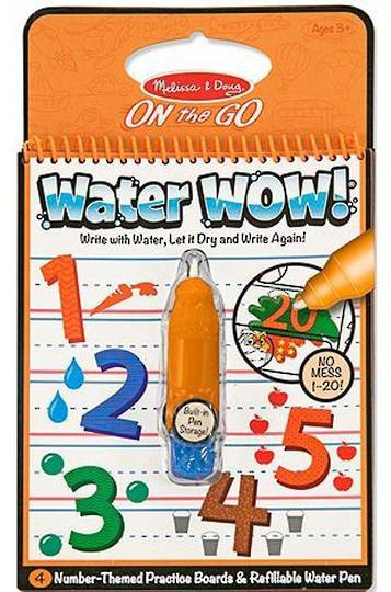 Water Wow Numbers