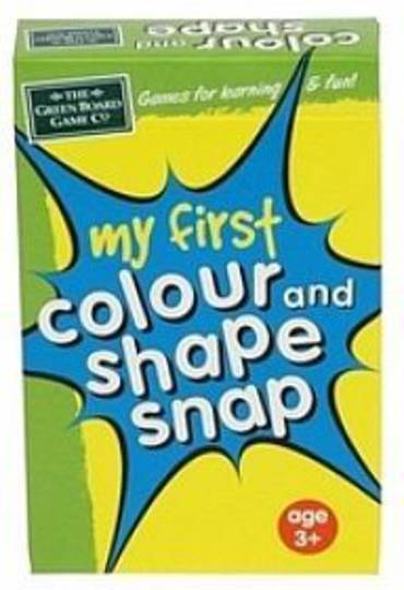 My First Colour and Shape Snap