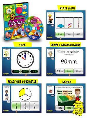 5 Interactive Maths Games
