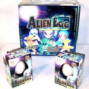 Growing Alien Egg