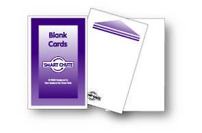 Smart Chute - Blank Cards