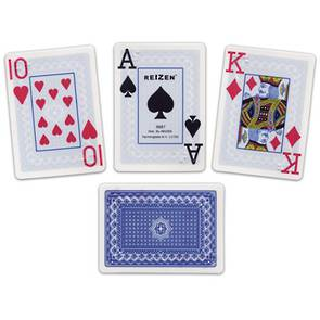 Braille Jumbo Print Playing Cards
