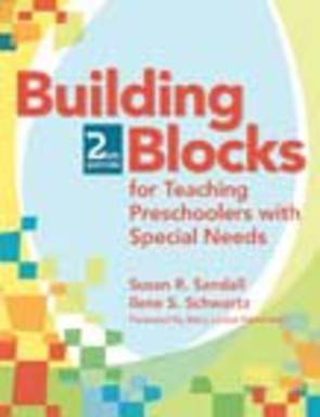Building Blocks for Teaching Preschoolers with Special Needs, Second Edition