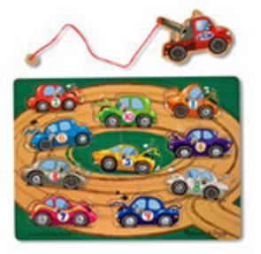 Magnetic Towing Game