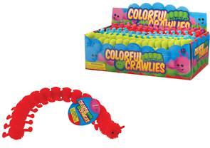 Colourful Crawlies