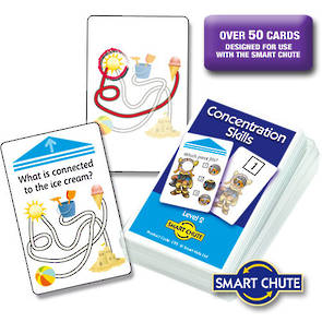 Concentration Skills Level 2 Chute Cards