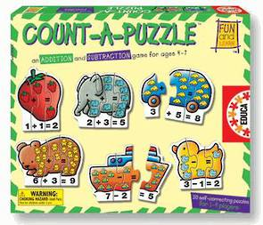 Count - A - Puzzle