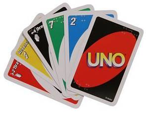 DeRoyal Braille UNO cards