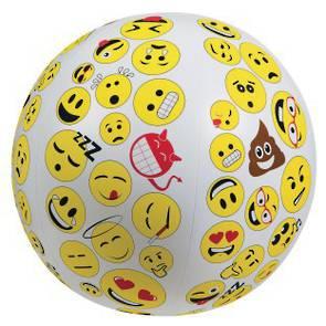 Toss 'N Talk-About® Emojis Ball