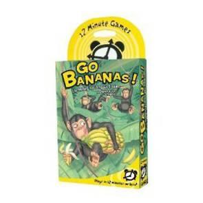 Go Bananas Card Game