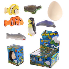 Marine Series Sealife Hatching Egg