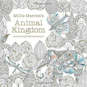 Adult Colouring - Millie Marotta's Animal Kingdom