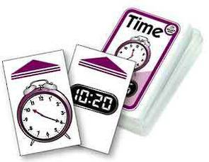 Smart Chute Cards - Time