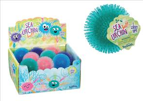 Sea Urchin Squishy Flashing Ball