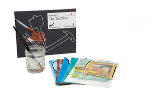 The Tool Shed Aquapaint