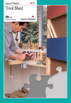 The Tool Shed Puzzle