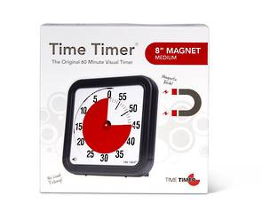 "Time Timer® 8"" MAGNET"