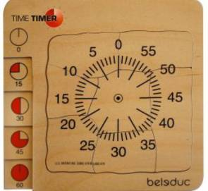 Time Timer Puzzle