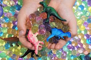 Water Beads - Dinosaur Discovery