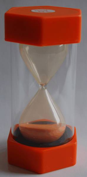 3 Minute Maxi Sand Timer