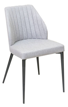 Brooklyn Dining Chair-Pewter